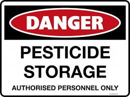 pesticide disposal