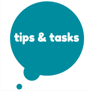 Cover photo for December Tips and Tasks