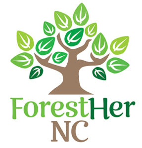 Cover photo for View ForestHer NC Webinar Recordings on Managing for Wildlife