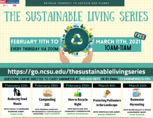 Cover photo for The Sustainable Living Series