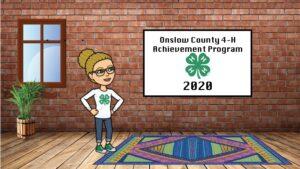 Cover photo for 2020 4-H Achievement Program